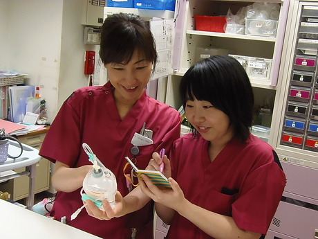 【看護師】≪2021新卒≫教育研修体制が充実しているので安心!